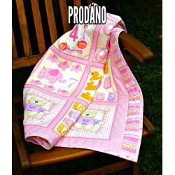 Dětská deka  - 1