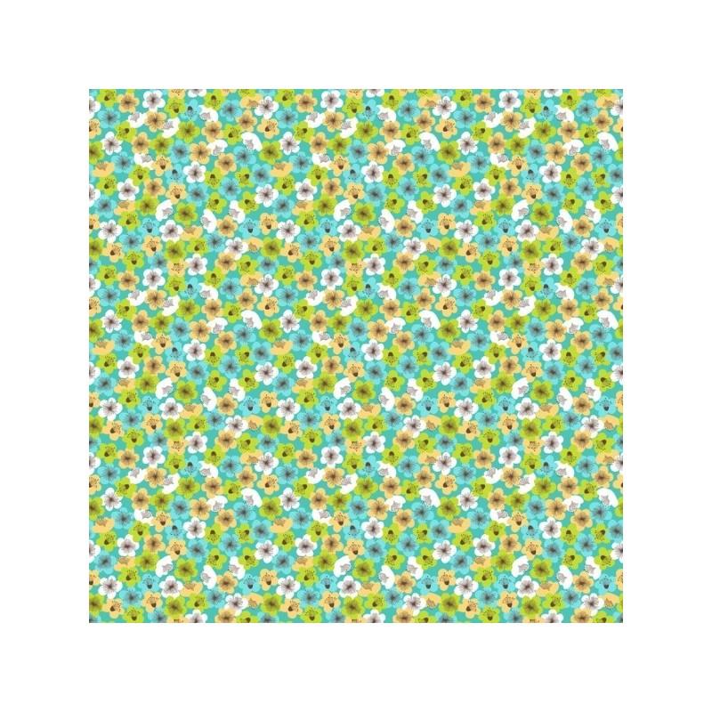 Хлопчатобумажная ткань - T0062