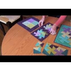 Pravítko na patchworkTwist N Stitch Ruler June Tailor - 2