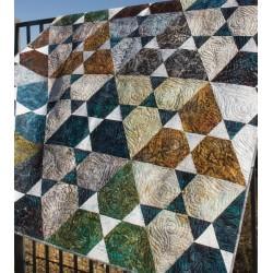 Pravítko na patchwork  Hex N More Ruler Jaybird Quilts - 7