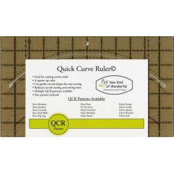 Quick Curve Ruler Sew Kind of Wonderful - 1