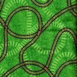 Bavlněná látka - T0091 Wilmington prints - 1