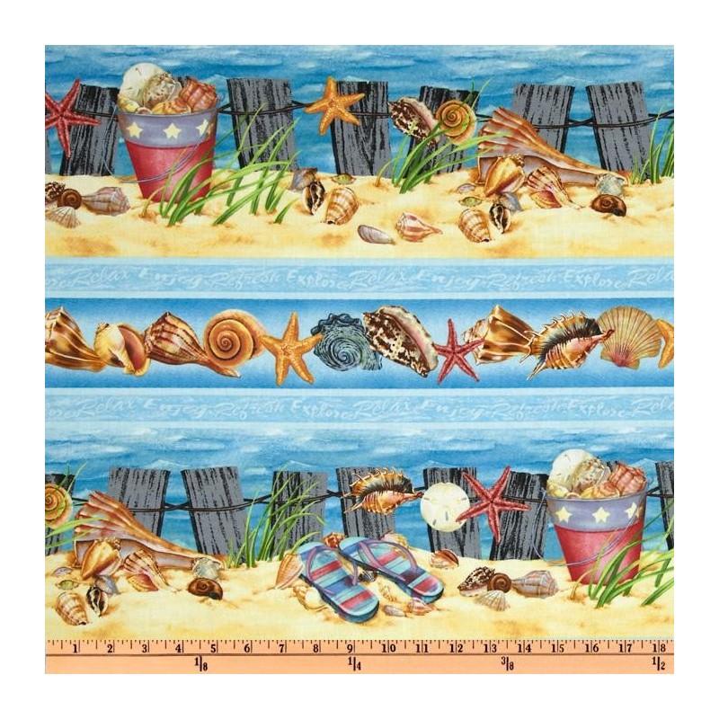 Bavlněná látka - T0093 Wilmington prints - 1