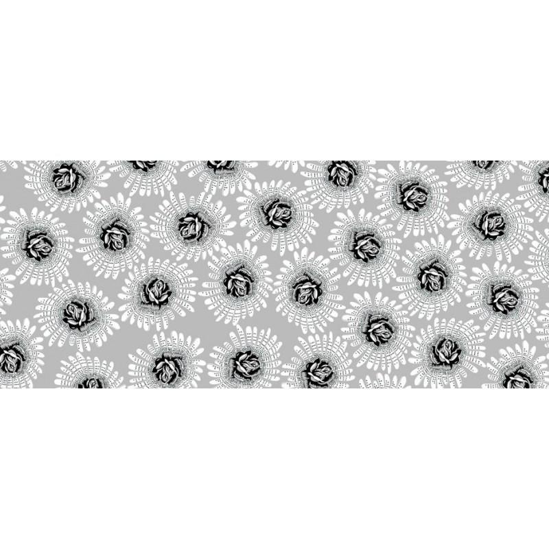Bavlněná látka T0104 Makower - 1