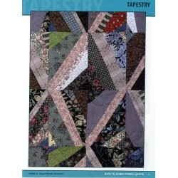 How To Make String Quilts American Quilter´s Society - 2