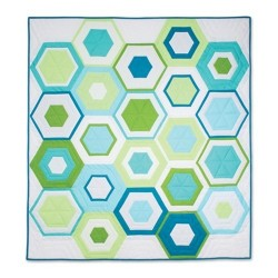 You Hexie Thing Hexagon Ruler-June Tailor June Tailor - 2