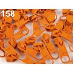 Fahrer ohne den Verriegelungsmechanismus für den Material-Typ POL-Orange 5 mm