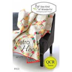 Metro Hoops Sew Kind of Wonderful - 1