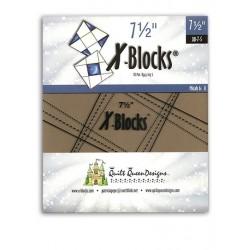 - Lineal X-Block-Tool 7-1/2in