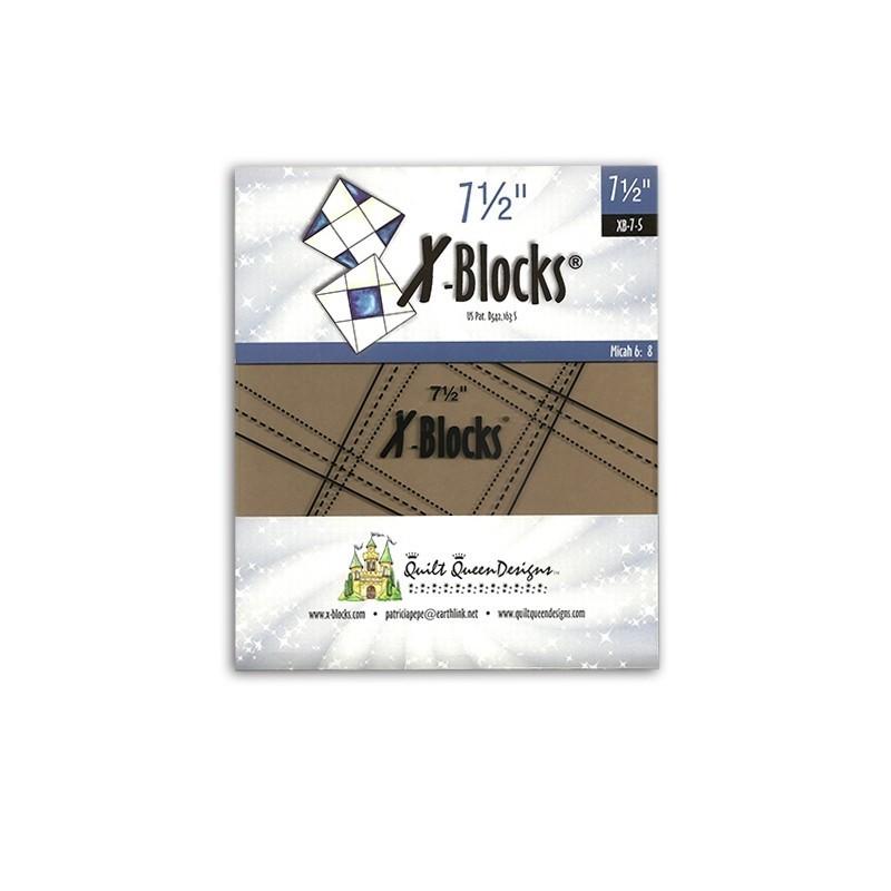 Pravítko X Block Tool 7-1/2in X-BLOCKS BY PATRICIA PEPE - 1