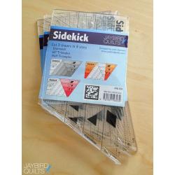 Pravítko na patchwork Sidekick Ruler Jaybird Quilts - 1