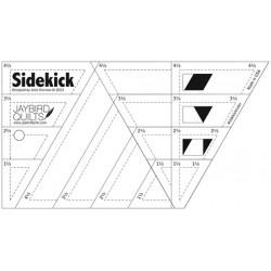 Pravítko na patchwork Sidekick Ruler Jaybird Quilts - 3