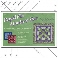 Rapid Fire Hunter's Star- Petite -  Deb Tucker© STUDIO 180 DESIGN - 1