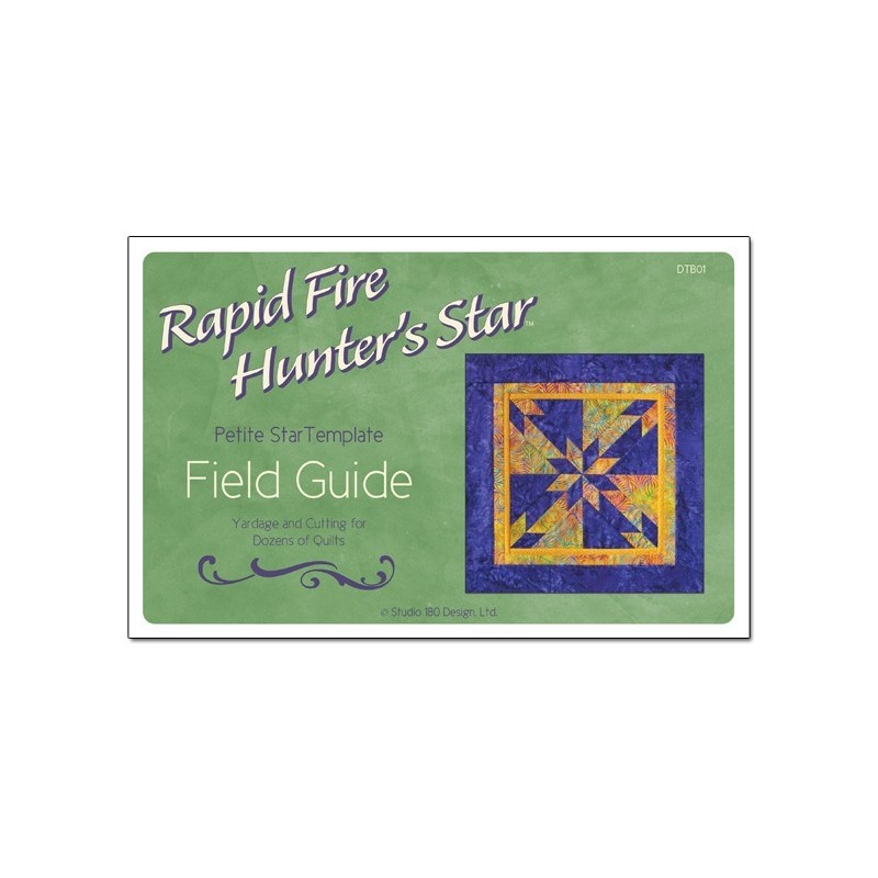 Field Guide – Petite Hunter's Star STUDIO180 DESIGN - 1