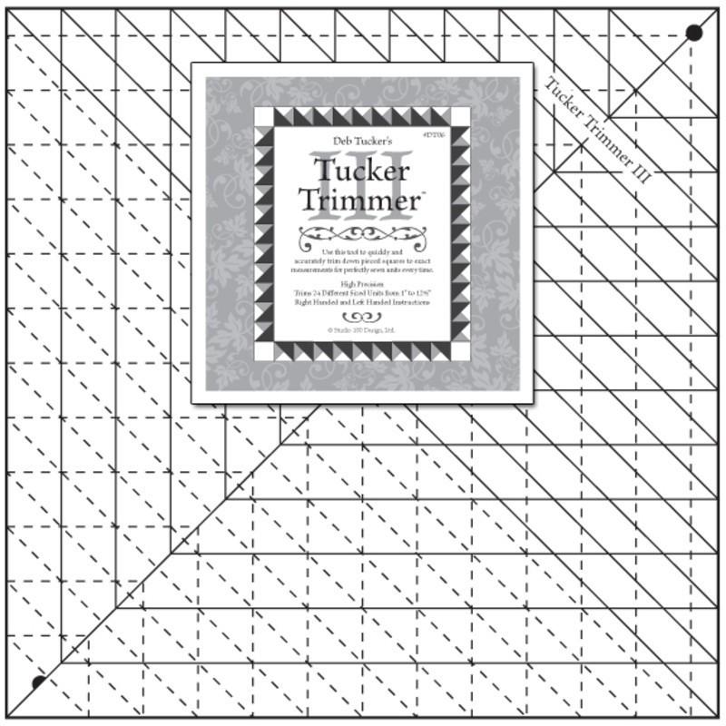 Tucker Trimmer III -  Deb Tucker© STUDIO180 DESIGN - 1