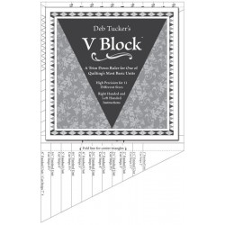 V Block - Deb Tucker©