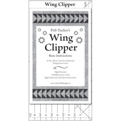 Wing Clipper I -  Deb Tucker© STUDIO 180 DESIGN - 1