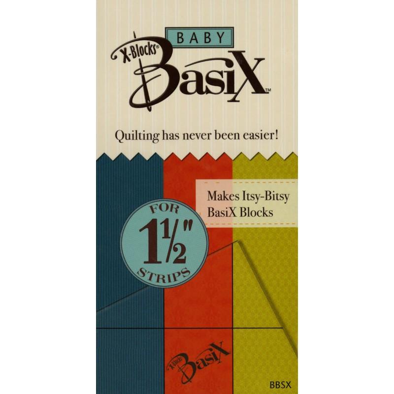X-Blocks Baby BasiX Template X-BLOCKS BY PATRICIA PEPE - 1
