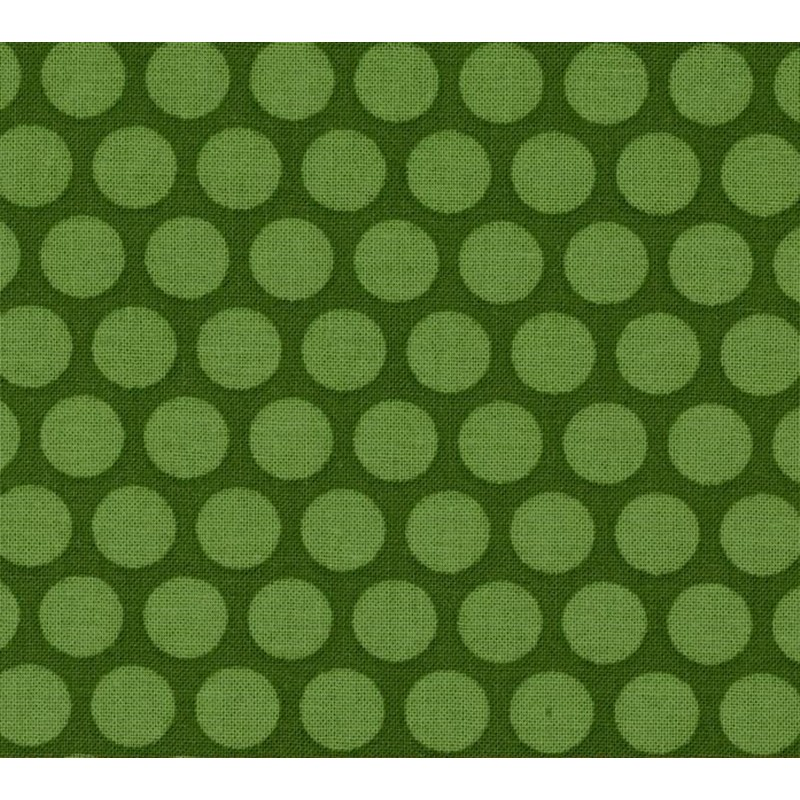 TONAL DOTS - GREEN