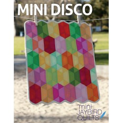 Mini Hex N More Keychain Ruler Jaybird Quilts - 2