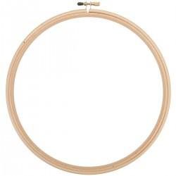 Вышивка барабан древесина-18 см