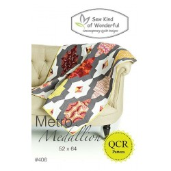 Metro Medallion Sew Kind of Wonderful - 1
