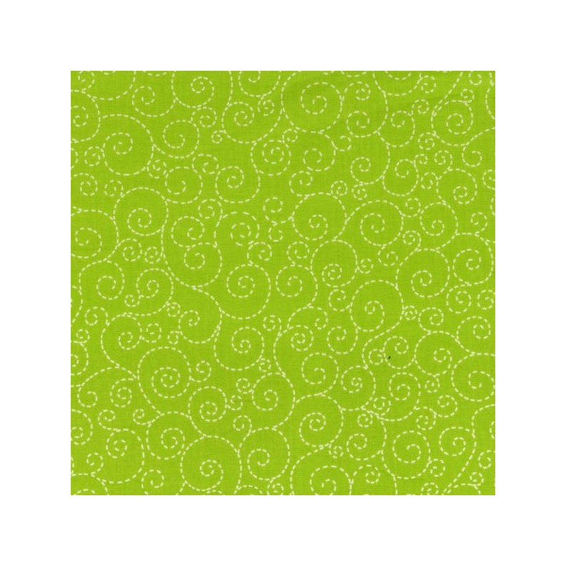 Swirl - green