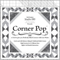 Corner Pop -  Deb Tucker© STUDIO 180 DESIGN - 1