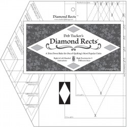 Diamond Rects - Deb Tucker©