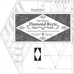 Diamond Rects - Deb Tucker©