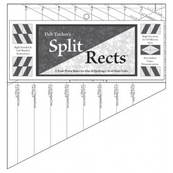 Split Rects - Deb Tucker©