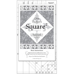 Square Squared - Deb Tucker© STUDIO 180 DESIGN - 1