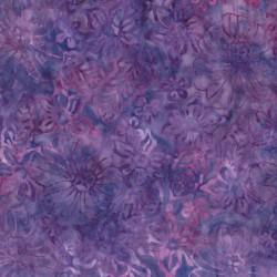 Batavian Batik-fialová Wilmington prints - 1