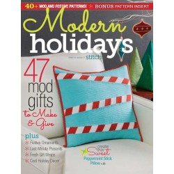 Stitch Modern Holidays 2014  - 1