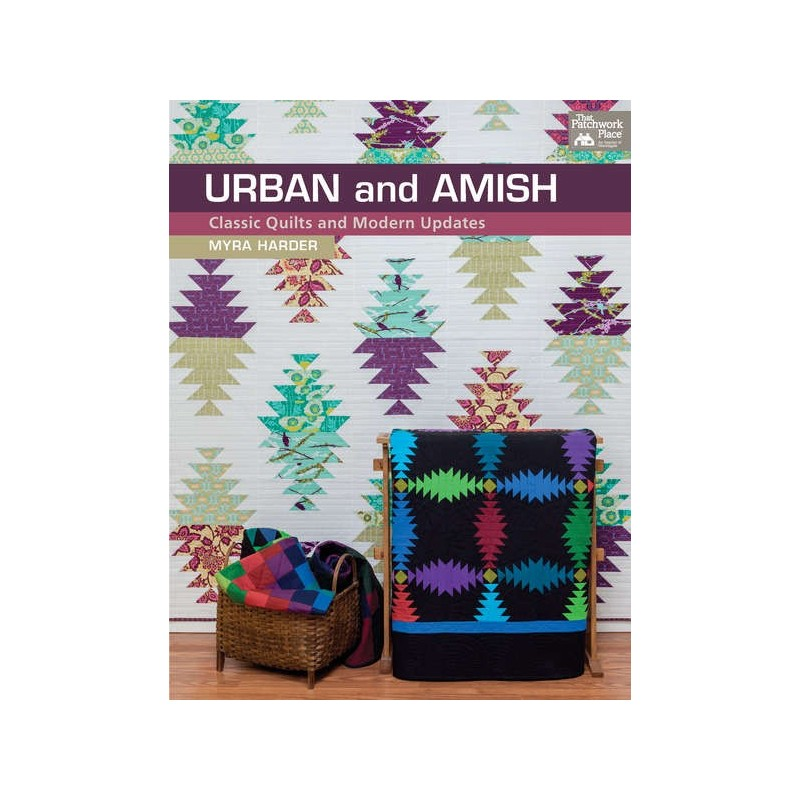 Urban and Amish Classic Quilts and Modern Updates   - 1