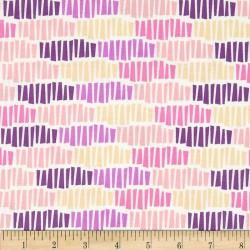 Wildberry Tessellation-bavlněná látka CAMELOT FABRICS - 2