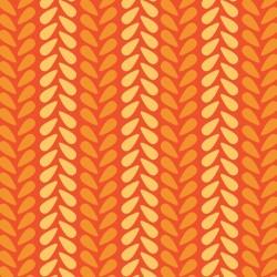 Chamomile Knit Stitch-bavlněná látka