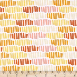 Chamomile Tessellation-bavlněná látka CAMELOT FABRICS - 2