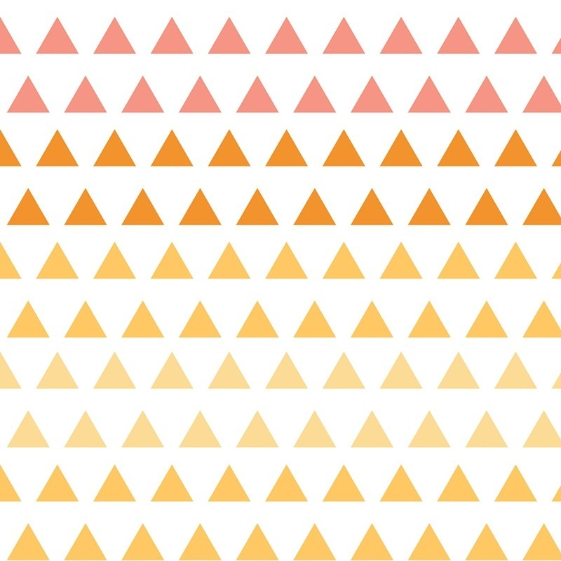 Chamomile Triangle Gradient