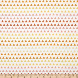 Chamomile Triangle Gradient-bavlněná látka CAMELOT FABRICS - 2