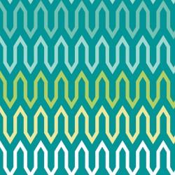 Bali Fretwork-tkanina bawełniana