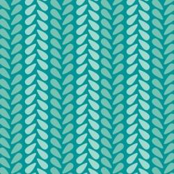 Bali Knit Stitch-tkanina bawełniana