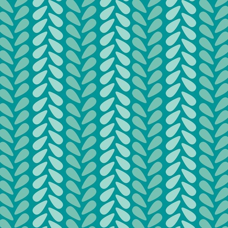 Bali Knit Stitch-bavlněná látka CAMELOT FABRICS - 1
