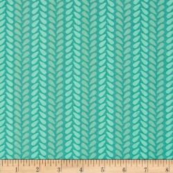 Bali Knit Stitch-bavlněná látka CAMELOT FABRICS - 2