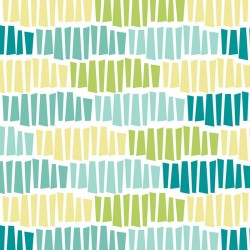 Bali Tessellation-bavlněná látka