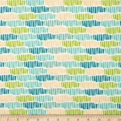 Bali Tessellation-bavlněná látka CAMELOT FABRICS - 2