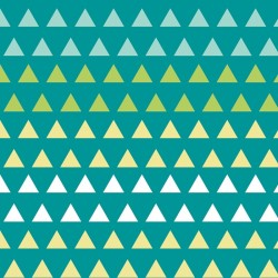 Bali Triangle Gradient-cotton fabric