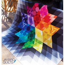 Pravítko na patchwork Super Sidekick Ruler Jaybird Quilts - 2