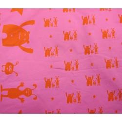BUBÁČCI - ROSA - teplákovina elastisch