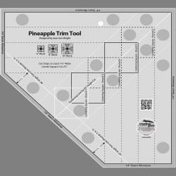 Pravítko PINEAPPLE RULER CREATIVE GRIDS - 1
